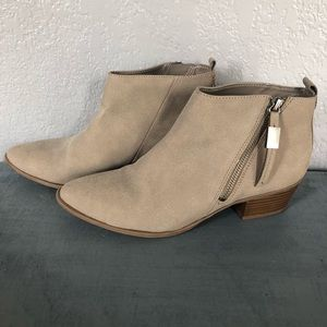 Circus by Sam Edelman Suede Booties